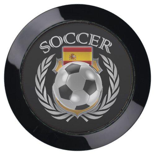 Spain Soccer 2016 Fan Gear USB Charging Station