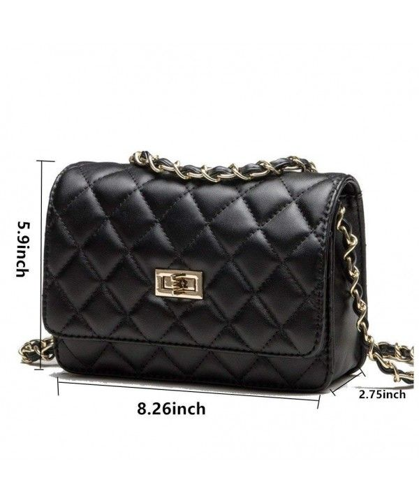 Shoulder Bag Quilted Chain Fashion
