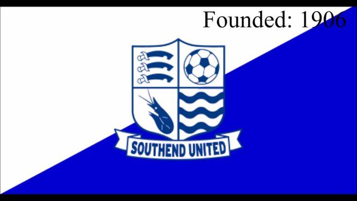 ΥΜΝΟΣ ΣΑΟΥΘΕΝΤ ΓΙΟΥΝΑΪΤΕΝΤ / ANTHEM OF SOUTHEND UNITED FC