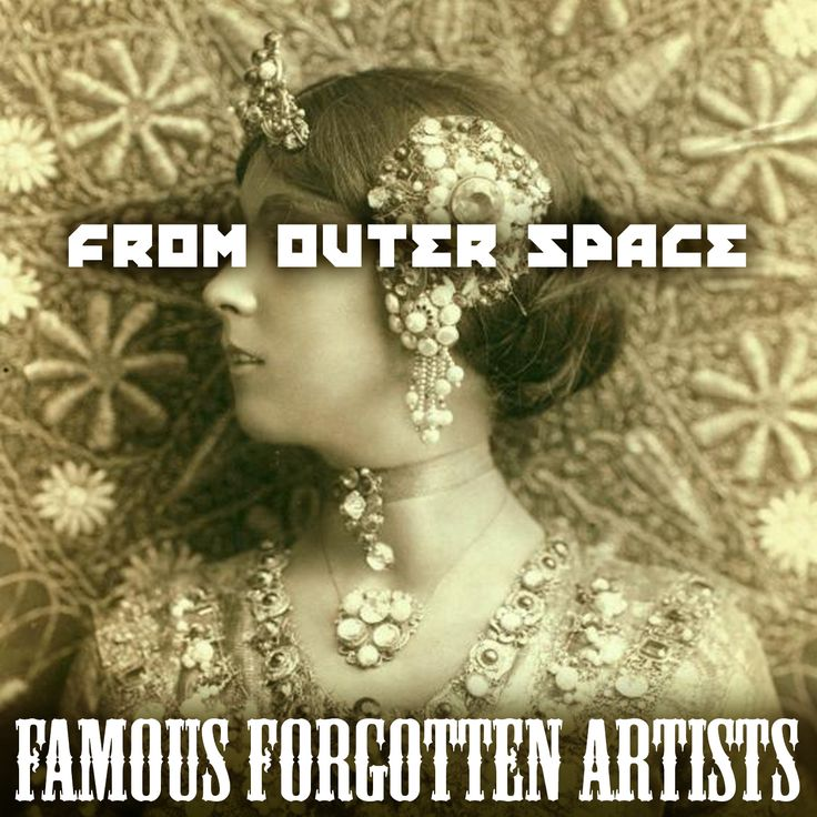 From outer space https://soundcloud.com/famous-forgotten-artists/from-outer-space