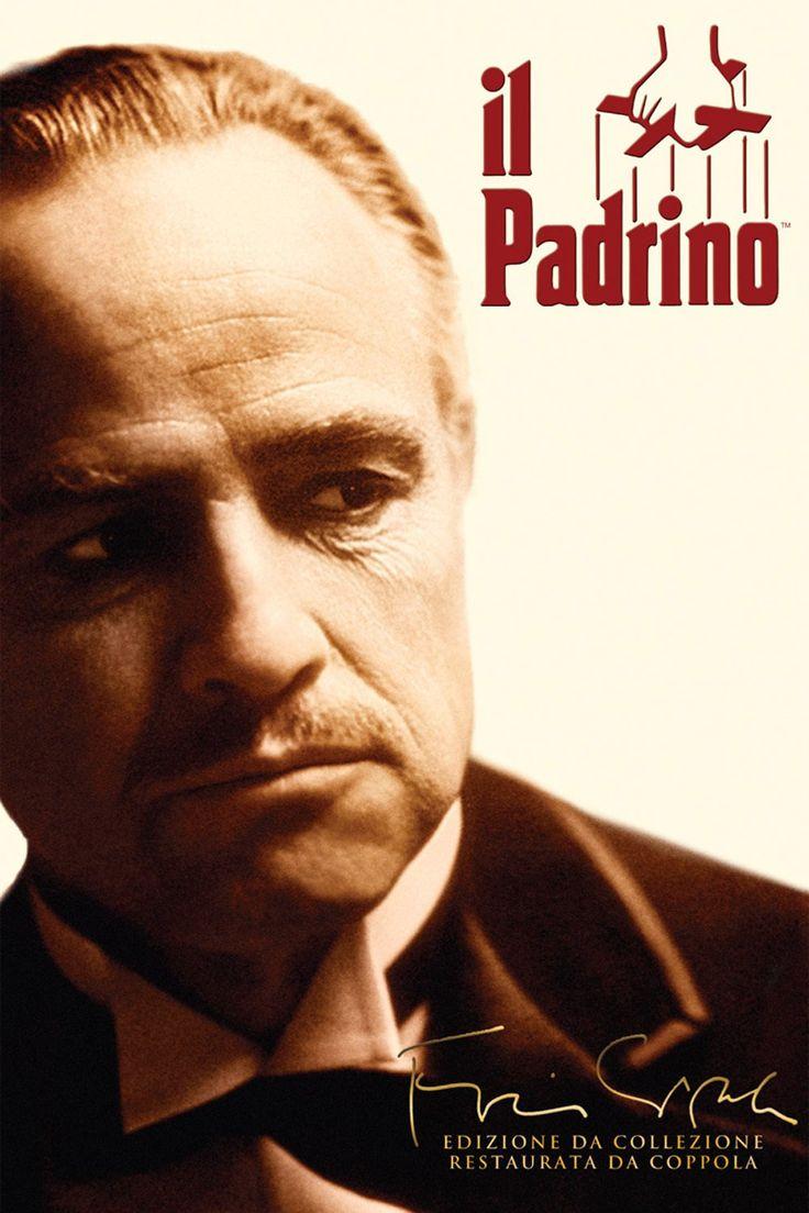 Il padrino(The Godfather) film completo drammatico del 1972 in streaming HD gratis in italiano, guarda online a 1080p e fai download in alta definizione.