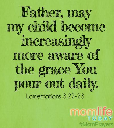 """Daily Grace 