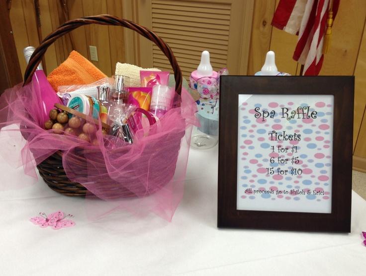 Spa Day Teacher Gift Basket