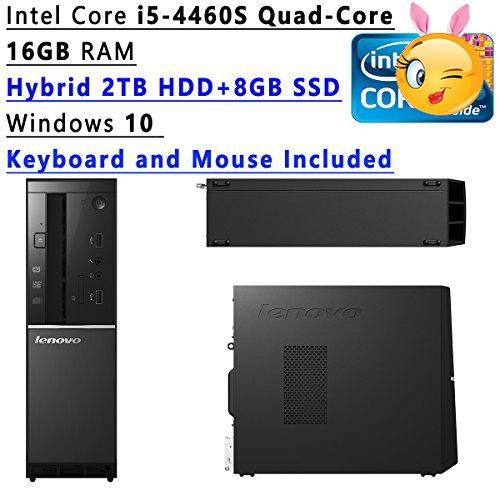 #christmas Operating system: Windows 10 Processor: Intel Core i5-4460S Quad-Core processor, 2.90GHz Memory: #16GB system #memory Hard drive: Hybrid Drive 2 TB + 8...