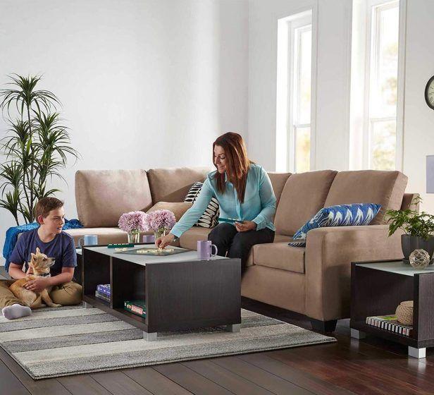 Drake 4 Seater Modular Chaise Fantastic Furniture Chaise Modular Sofa Fantastic Furniture