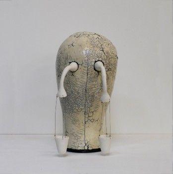 Julia Morison, Headcase exhibition