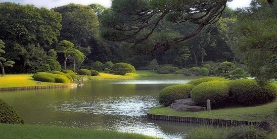 Most Beautiful Gardens Small Ponds And A Hill On Pinterest