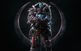 WALLPAPERS HD: Scale Bearer Quake Champions