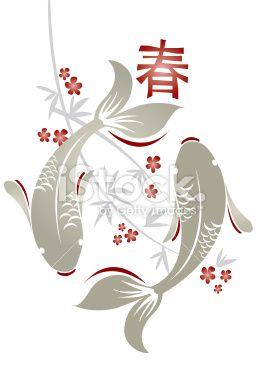 Les 25 meilleures id es de la cat gorie dessin carpe koi for Carpe chinoise prix