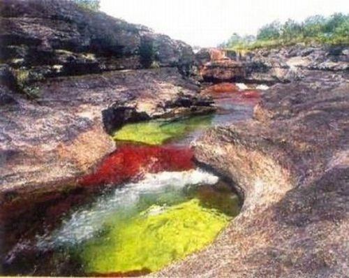 Rio de colores Colombia!