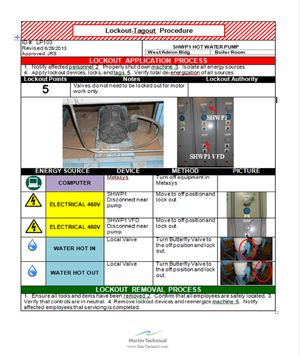 25+ Best Ideas about Lockout Tagout on Pinterest | Osha ...