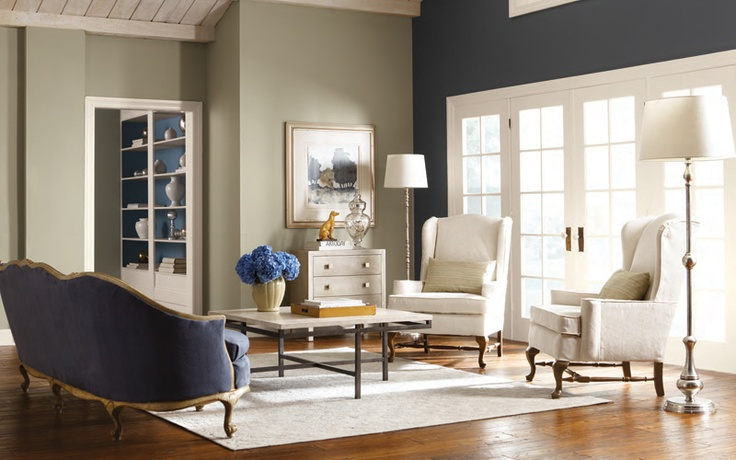 accent colors for living room sherwin williams svelte and peppercorn in entry 19433