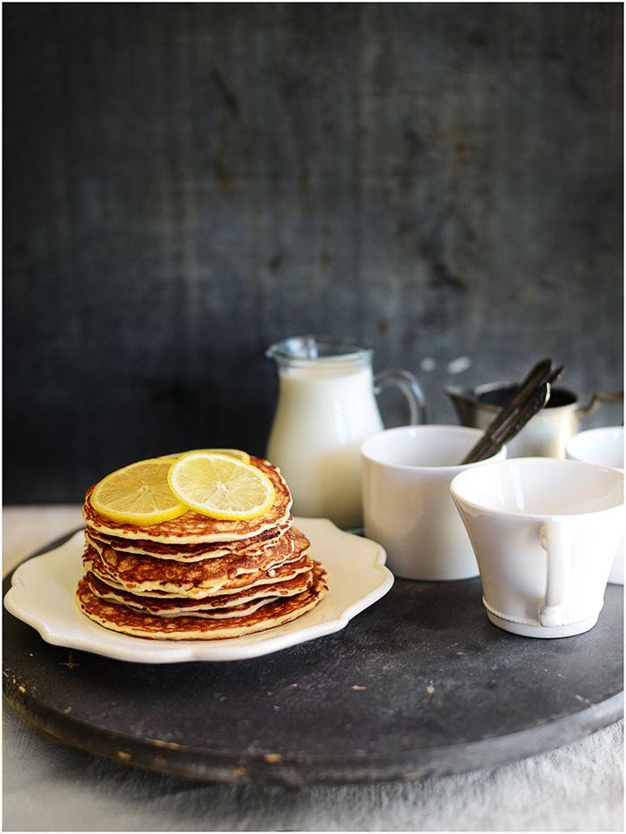 1. Lemon Chia Seed Protein Pancakes #healthy #pancake #recipes http://greatist.com/eat/protein-pancake-recipes