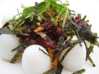C.A.K.E.: 健康餐Healthy Meals 綠豆涼粉沙拉9/25/2012