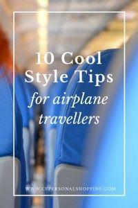 style travel airplane viaggio aereo TheStyleAvenger