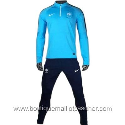 acheter surv tement de foot nike training france 2015 azure surv tement de foot france 2016. Black Bedroom Furniture Sets. Home Design Ideas