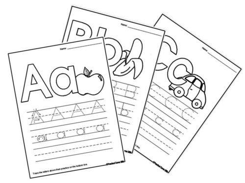 8 besten Preschool Worksheets Bilder auf Pinterest | Arbeitsblätter ...