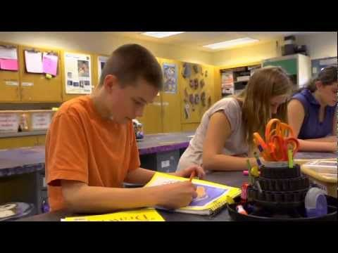 """Understanding Autism: A Guide for Secondary School Teachers (Part 1) - The first of four segments (""""Characteristics"""") in Understanding Autism: A Guide for Secondary Teachers. The DVD is designed to provide general education teachers with strategies for supporting their middle and high school students with autism."""