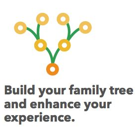 how to make your family tree public on ancestry com