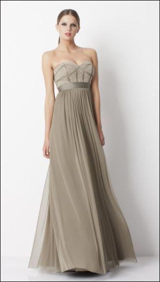 Strapless Gown | Evening | Formal | G e o r g e Fashion. #evening #long #formal #wedding