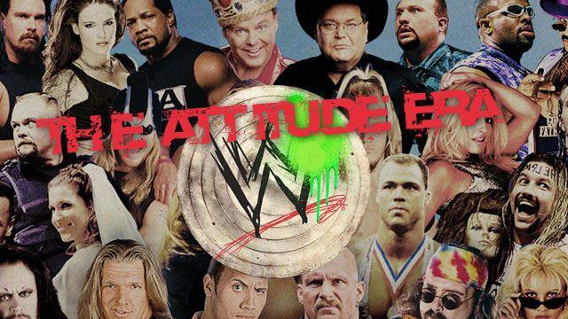wwe attitude era - Google Search