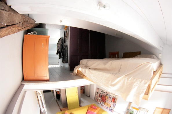 floating bed...!