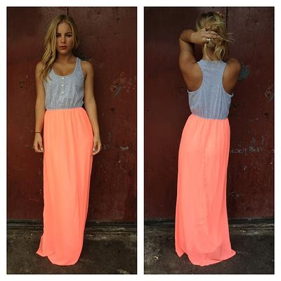 195 best Maxi skirts ♥ images on Pinterest