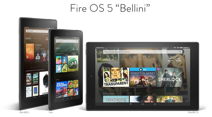 Fire HD 10 - Amazon's Official Site - Learn More