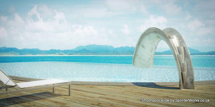 Shoot - Poolside Slide