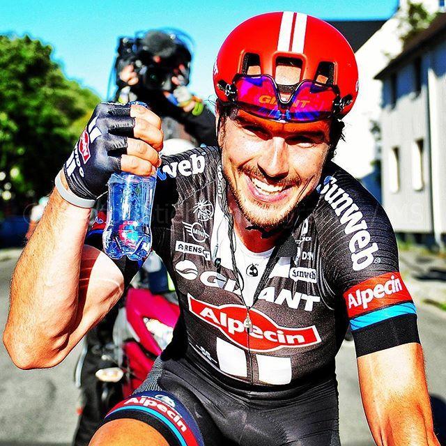 John Degenkolb  is back - wins stage 4 ArcticRaceofNorway 2016 by mariostiehl