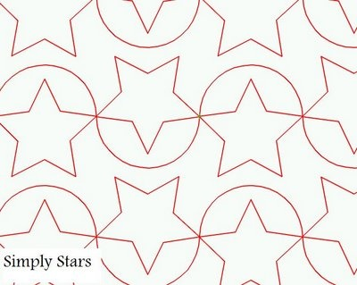 Long Arm Quilting Pattern Boards : quilting patterns - theme: stars QUILTY LONG ARM FMQ PATTERNS Pin?