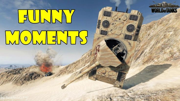 World of Tanks - Funny Moments | Week 2 December 2016