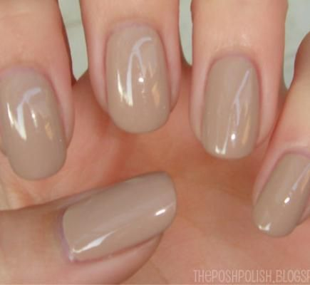 rounded nails