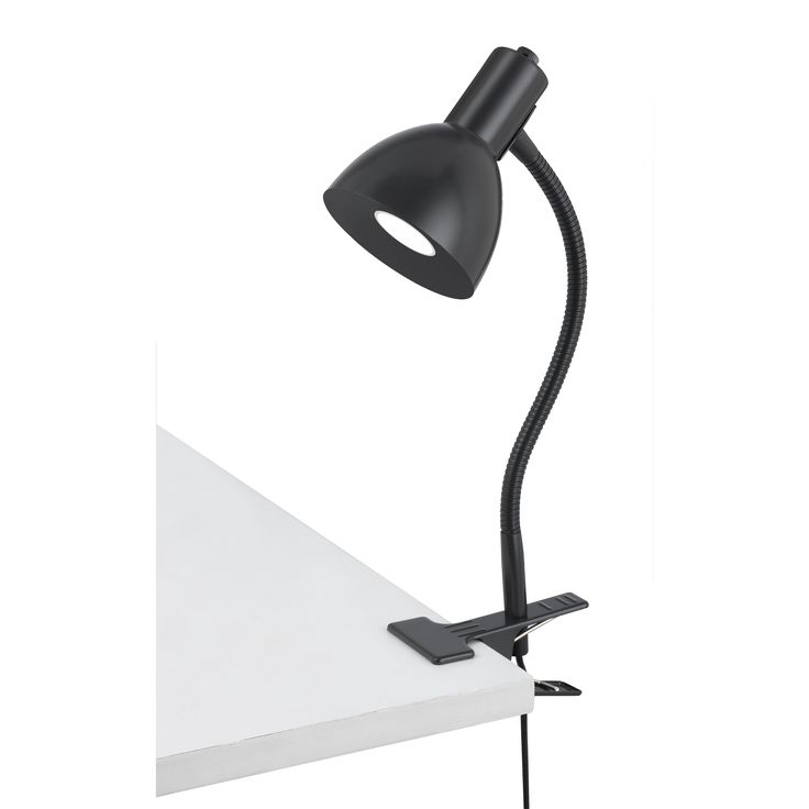 Cal Lighting LED Gooseneck Clamp-On Lamp (Gooseneck Clamp on Lamp,