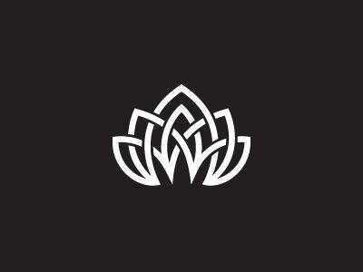 plant elegant 25 Fantastic Plant & Flower Logos