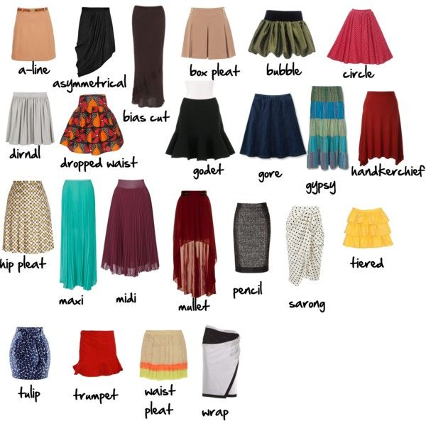 """""""Skirt glossary"""", Imogen Lamport, Wardrobe Therapy, Inside out Style blog, Bespoke Image, Image Consultant, Colour Analysis"""