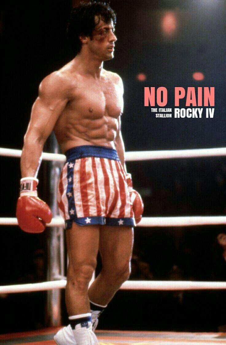 """No Pain"""