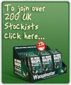 Waspinator - brilliant wasp deterrent