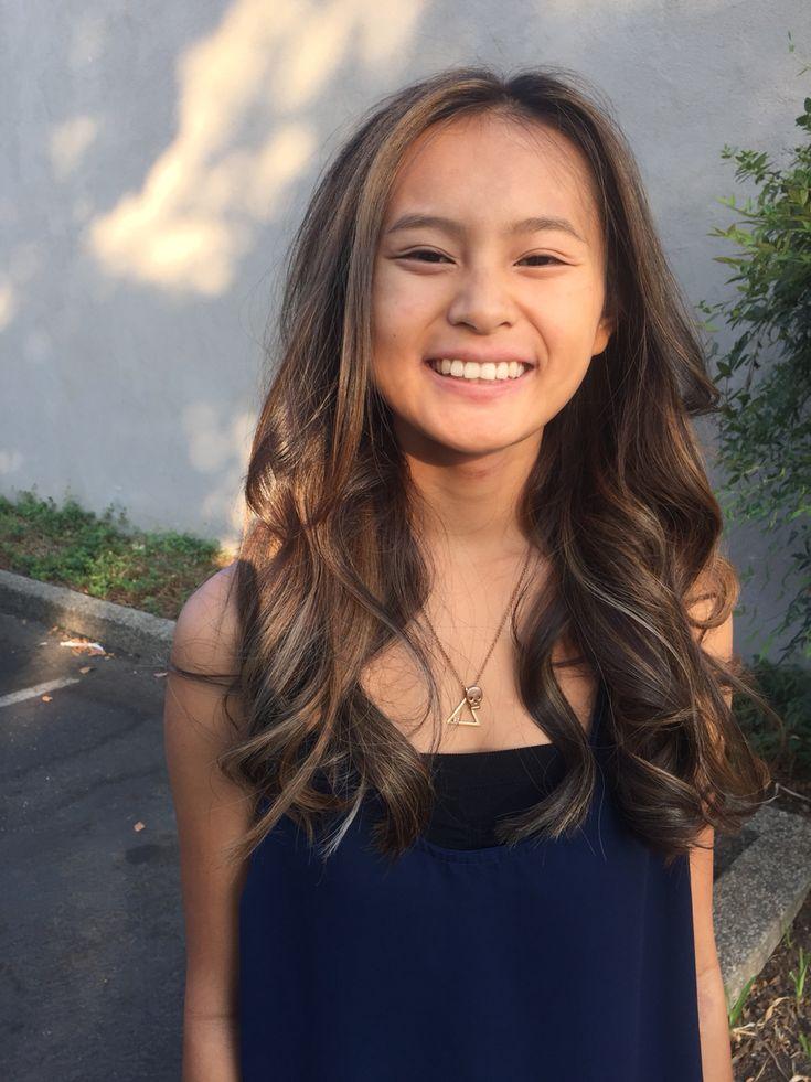 Ash Highlights Ash Brown Highlights On Dark Hair Asian