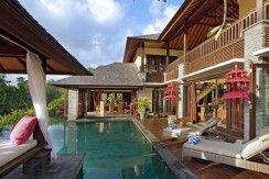 Bali Holiday Villa Rental and Accommodation - Villa The Bale Tokek in Canggu