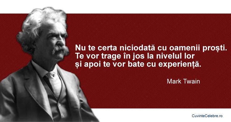 Citate Mark Twain