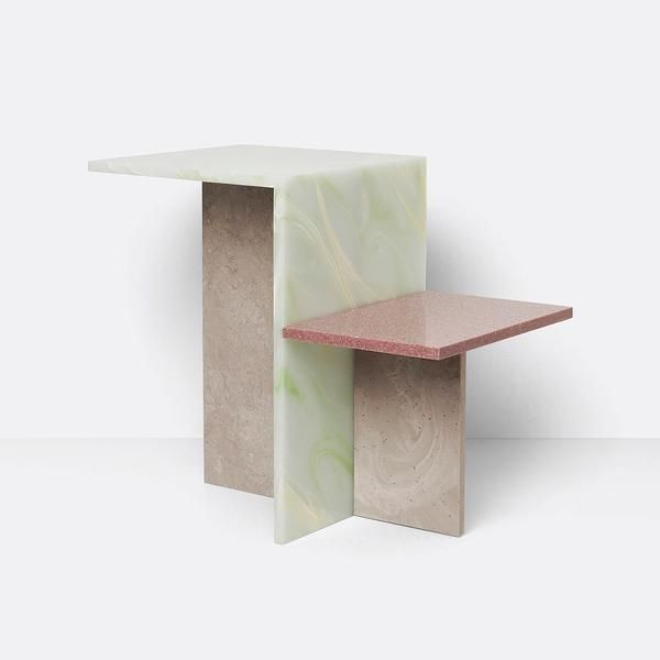 Ferm Living Distinct Side Table Scandinavian Furniture Furniture Furniture Clearance