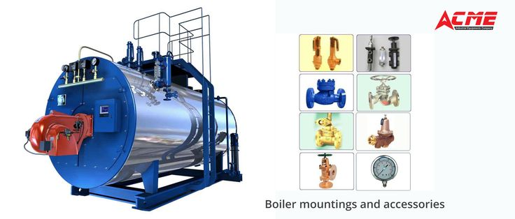 Boiler mountings are used to run a boiler in a safe way. ACME Industrial Euipment's Company is instrumental in providing Boiler Mountings and Accessories. Our wide range of products includes gate valves,global valves, Check valves, strainers, Steam traps, Ball valves, Butterfly valves, safety valve.  For more info visit @ https://goo.gl/xjPkJR       OR     Contact : +91 9908082672  #boilermountings #boileraccessories #valves #gatevalves #steamtraps #safetyvalves #manufacturing #steamboilers