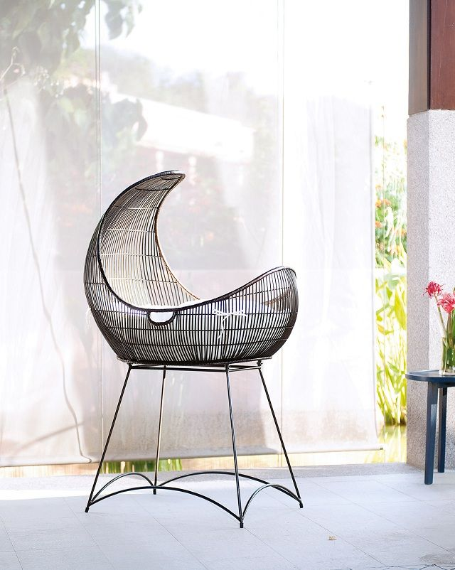 Home Interior Design With Voyage Crib By Kenneth Cobonpue