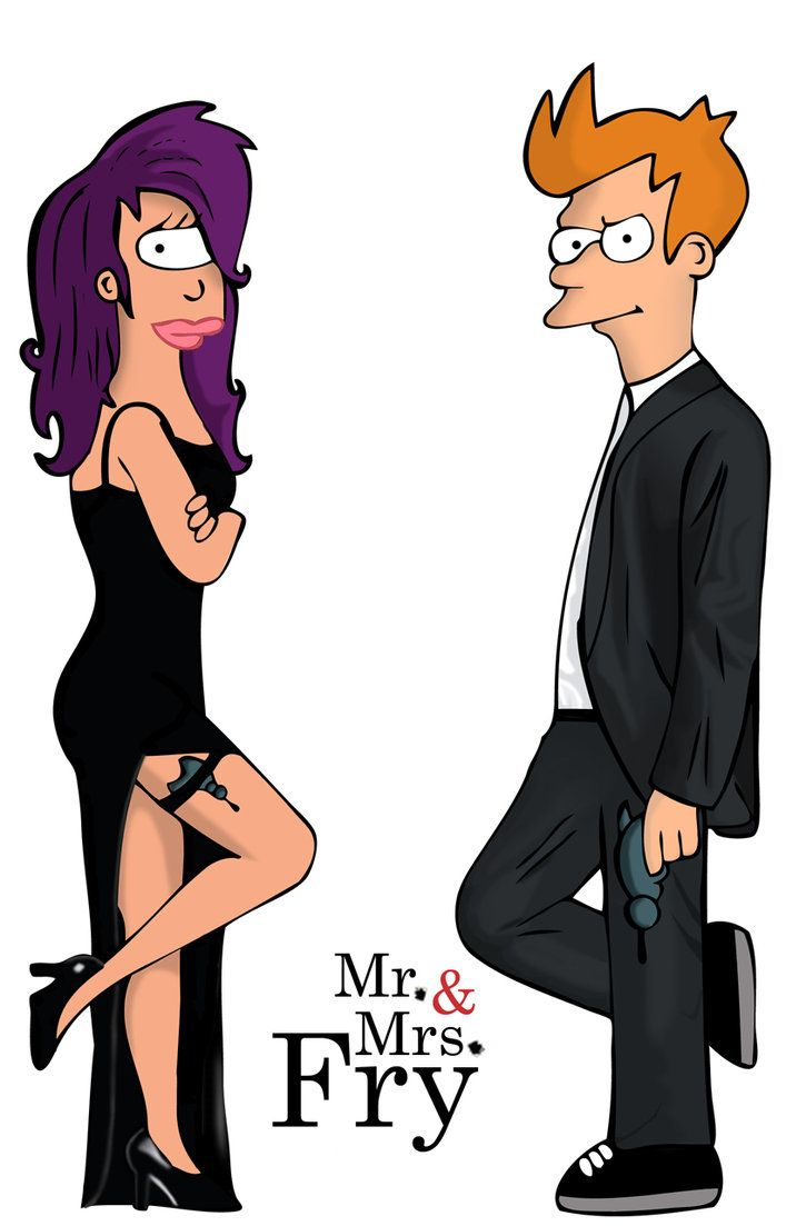 Futurama dating