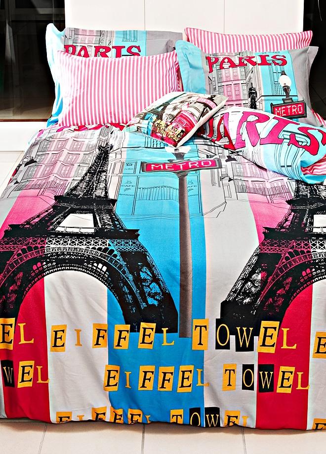 Club-E Paris Color Çift kişilik satin nevresim takımı - paris color Markafoni'de 260,00 TL yerine 129,99 TL! Satın almak için: http://www.markafoni.com/product/3361409/