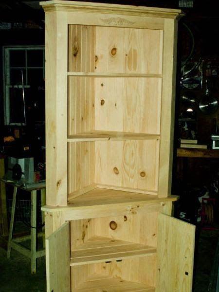 Excellent Woodworking Plans Corner Cabinet