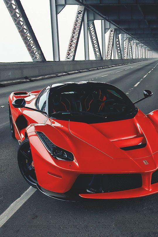 """ Cars // La Ferrari Posted © | Assured To Inspire """