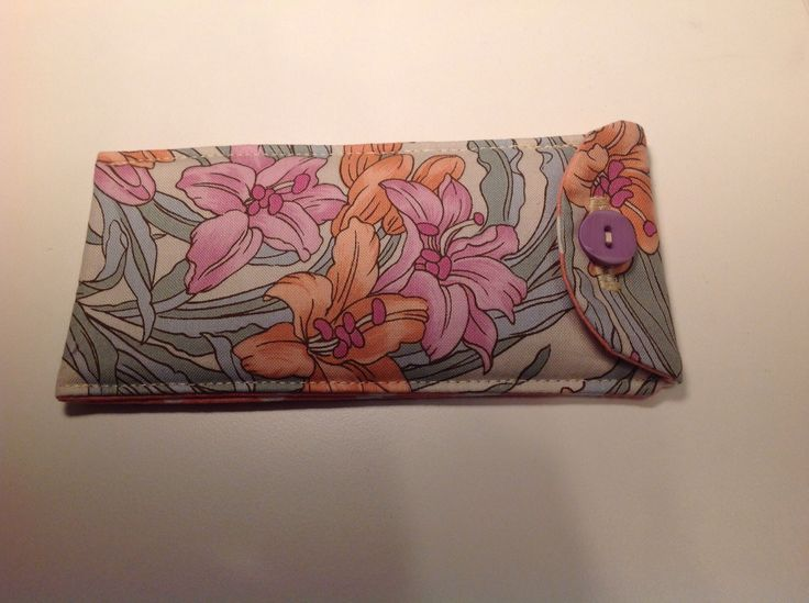 Glasses case, which I've probably already lost. :(