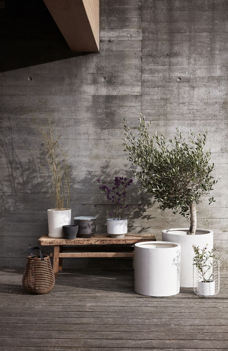 POTTERY Spring means outdoor - this spring, we go big with our new collection of outdoor pots to beautify  your terrace. Complement with our many new hanging pots. Ideal for storage bith inside and outside the home.